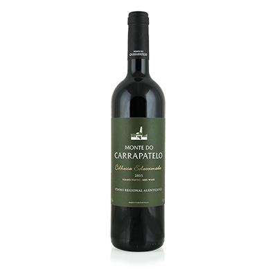 Vinho Tinto-Select, 2015. Monte Do Carrapatelo