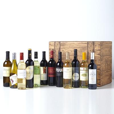 12 Bottle Wine Assortments