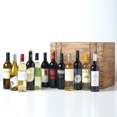 12 Bottle Wine Assortments