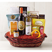 Perfect Host Gift Basket