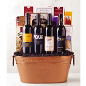 Ultimate Indulgencee Gift Basket